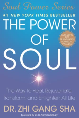The Power of Soul: The Way to Heal, Rejuvenate, Transform, and Enlighten All Life (Soul Power) von Atria Books
