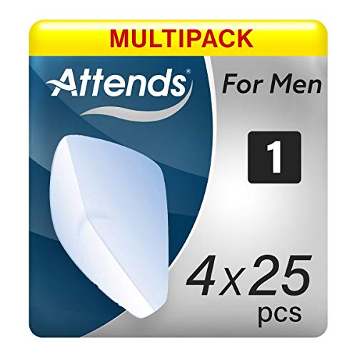 ATTENDS for men Shield 1, 4X25 St von PAPER-PAK GERMANY GMBH