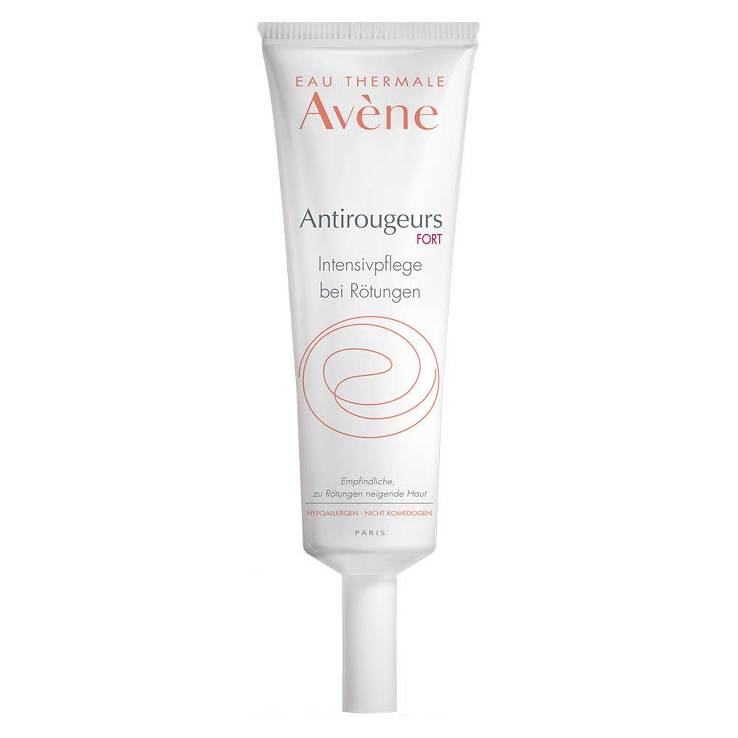 Avene Antirougeurs Fort Intensivpflege Creme von Avene