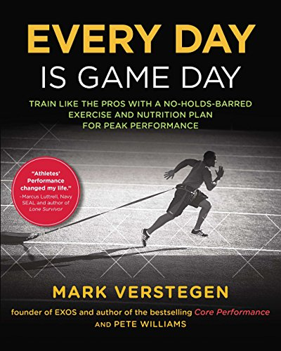 Every Day Is Game Day: Train Like the Pros With a No-Holds-Barred Exercise and Nutrition Plan for Peak Performance von Avery