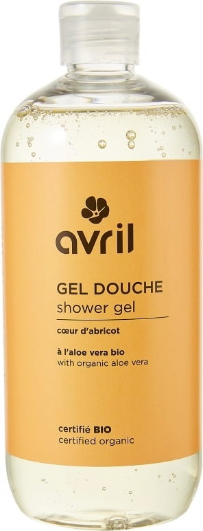 Avril Apricot Shower Gel - 500 ml von Avril