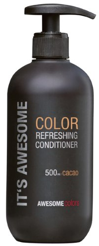 Awesome Colors Color Refreshing Conditioner Cacao, 500 ml von Awesome Colors