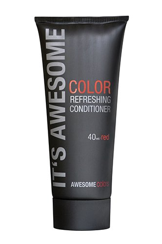 Awesome Colors Color Refreshing Conditioner Red, 40 ml von Awesome Colors