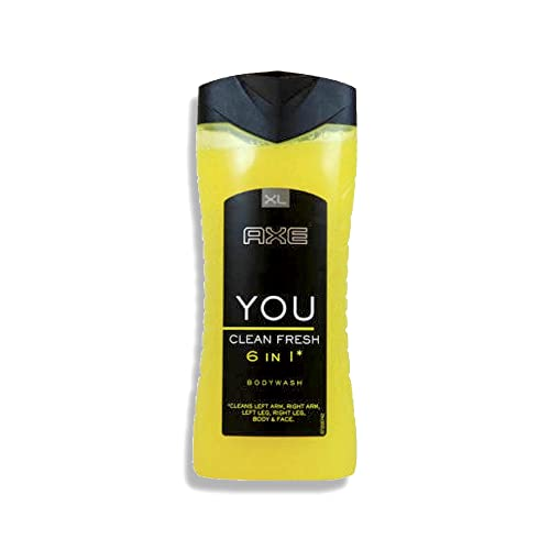 Axe You Clean Fresh 6in1 Duschgel 400ml von Axe
