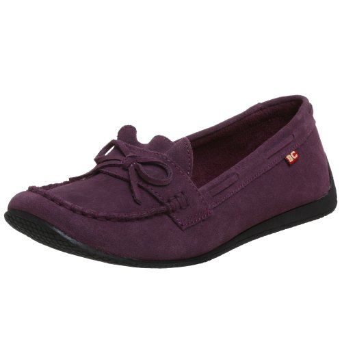 BC Footwear Walk in The Park für Damen, Violett (violett), 37.5 EU von BC Footwear