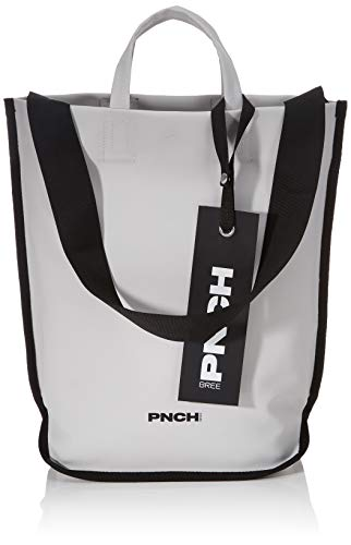 BREE Collection Unisex Pnch Pro 50th 401 Tote, Weiß, L von BREE