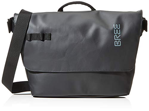 Pnch 737, black, messenger S W20 BREE Collection Unisex-Erwachsene von BREE