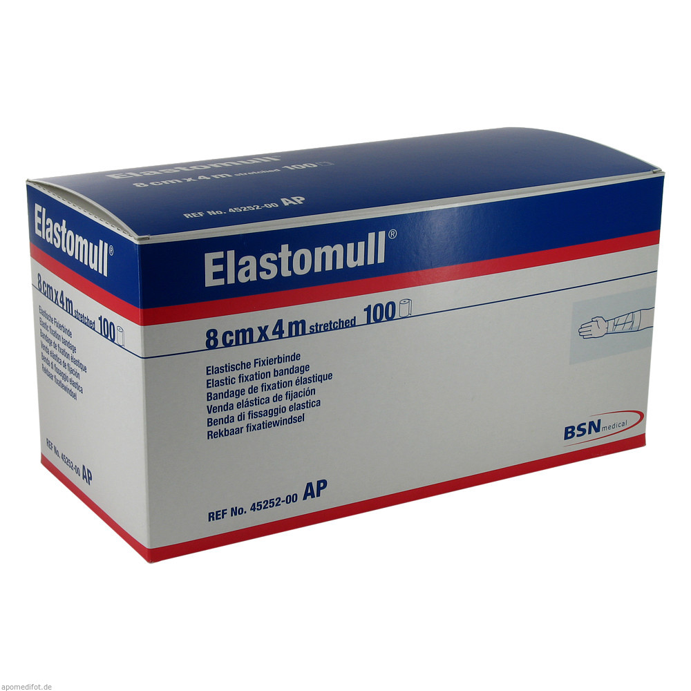 Elastomull 4 m x 8 cm von BSN medical GmbH