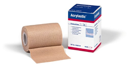 Acrylastic 8 cmx2,5 m Binden, 12 St von BSN medical
