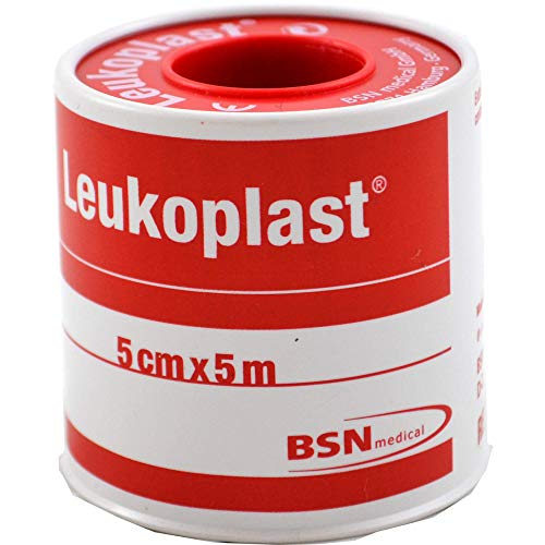 Leukoplast 5 m x 5 cm 1524 1 stk von BSN medical