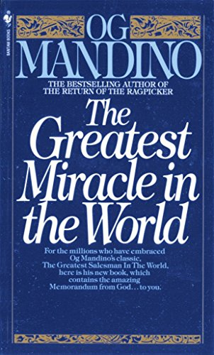 The Greatest Miracle in the World von Bantam