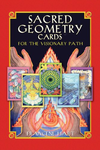 Sacred Geometry Cards for the Visionary Path von Bear & Company