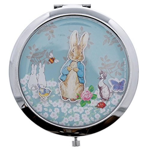 Beatrix Potter Peter Rabbit Compact Mirror von Beatrix Potter