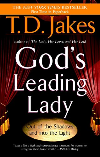 God's Leading Lady: Out of the Shadows and into the Light von Berkley