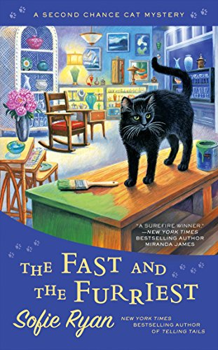 The Fast and the Furriest (Second Chance Cat Mystery, Band 5) von Berkley