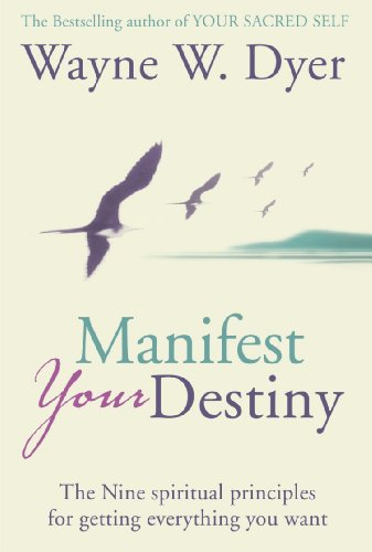 Manifest Your Destiny von Bertrams Print on Demand