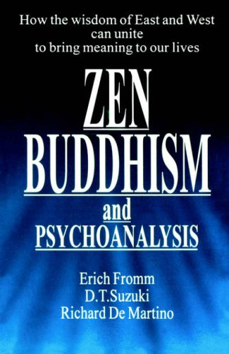 Zen Buddhism and Psychoanalysis (Condor Books) von Bertrams Print on Demand