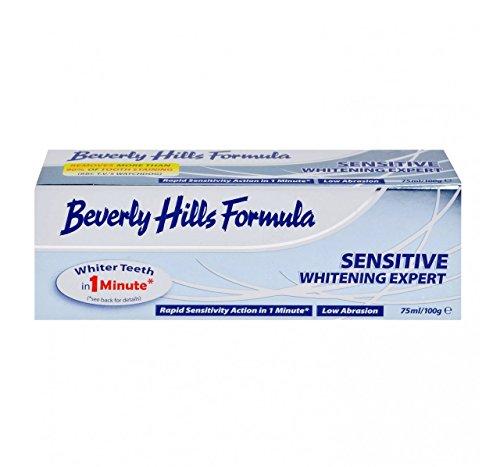 BEVERLY HILLS Formula sensitive Zahnpasta 125 ml von Beverly Hills Formula