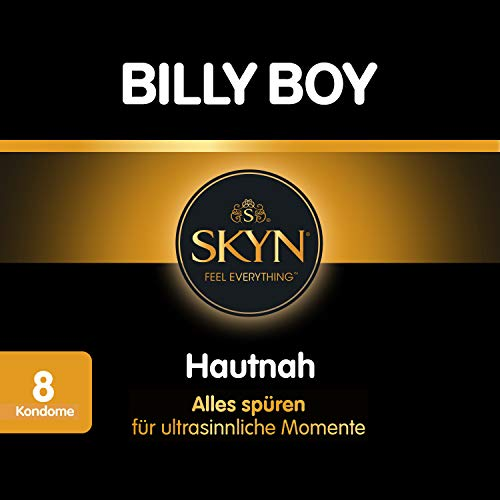 Billy Boy SKYN Hautnah Kondome 8er Pack von BILLY BOY
