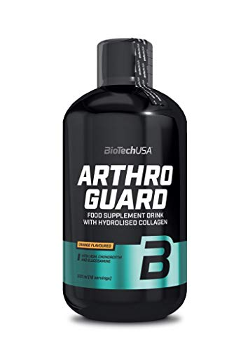 Artho Guard Liquid BioTech Orange 500ml von BioTech USA