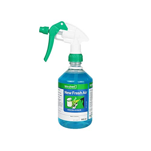 bio-chem NEW FRESH AIR 500 ml Lufterfrischer Geruchsentferner mit Mikroorganismen von bio-chem CLEANTEC