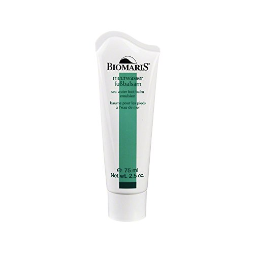 Biomaris Sea Water Foot Balm Emulsion von Biomaris
