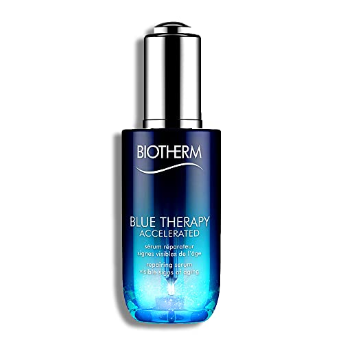 BIOTHERM Blue Therapy Accelerated Femme/Women, Repairing Serum, 1er Pack (1 x 30 g) von Biotherm