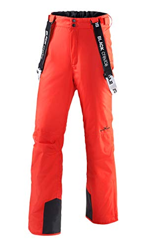 Black Crevice Herren Skihose, Rot, 54 von Black Crevice