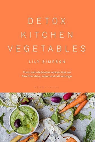 Detox Kitchen Vegetables von Bloomsbury Publishing PLC