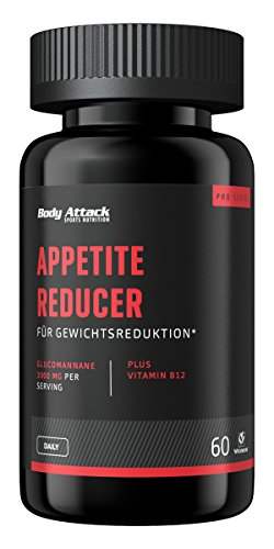 Body Attack Appetite Reducer Men, 47 g von Body Attack