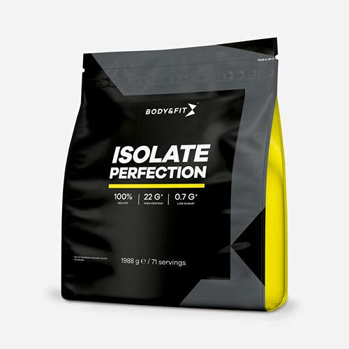 Isolate Perfection - Cookies and Cream Sensation (2kg) - Whey Protein Isolate von Body & Fit