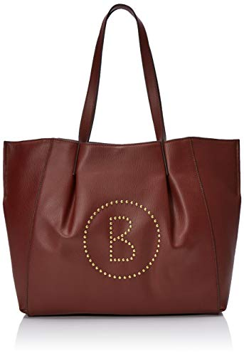 Bogner Damen Zermatt By Night Mette Shopper Xlho Tote, Braun (Brown), 12x32x42 cm von Bogner