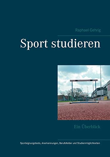 Sport studieren von BoD – Books on Demand