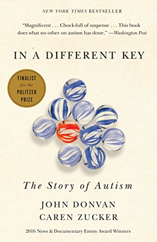 In a Different Key: The Story of Autism von Broadway Books