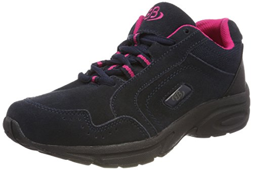 Bruetting Damen Circle Walkingschuhe, Blau (Marine/Pink), 41 EU von Bruetting