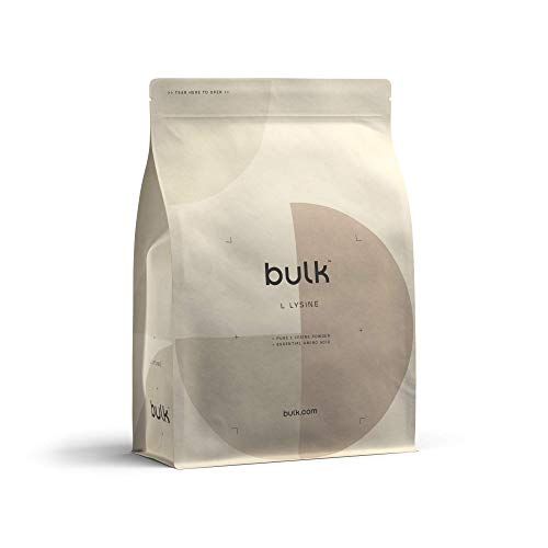 BULK POWDERS L-Lysin, 100 g von BULK POWDERS