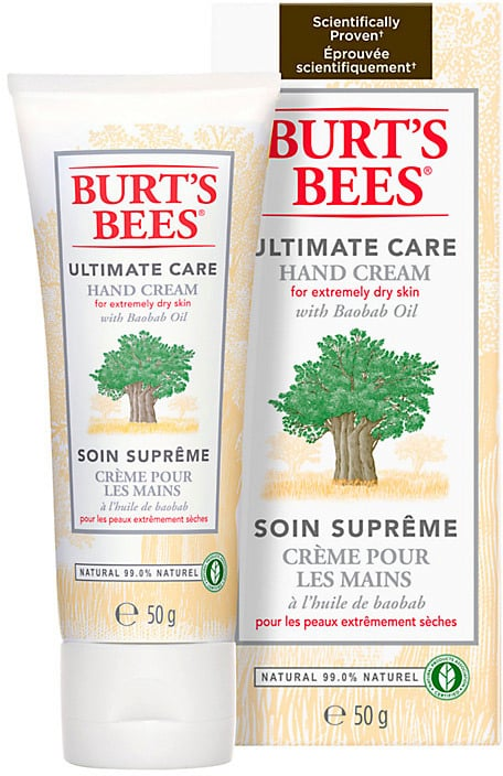 Burt's Bees Ultimate Care Hand Cream with Baobab Oil - 50 g von Burt's Bees