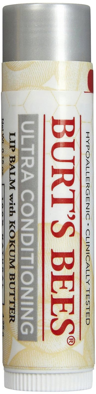 Burt's Bees Ultra Conditioning Lip Balm - 4.25g von Burt's Bees