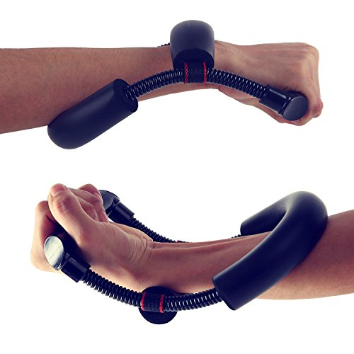 Busy Mom Unterarm Handgelenk Arm Flexor Trainingsgerät Stärke Nagelhärter Training Tools Workout Gerät für Physiotherapie Enhanced Gewicht Lifting Ability von Busy Mom