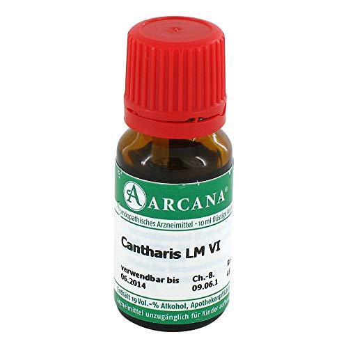 CANTHARIS LM 6 Dilution 10 ml Dilution von CANTHARIS