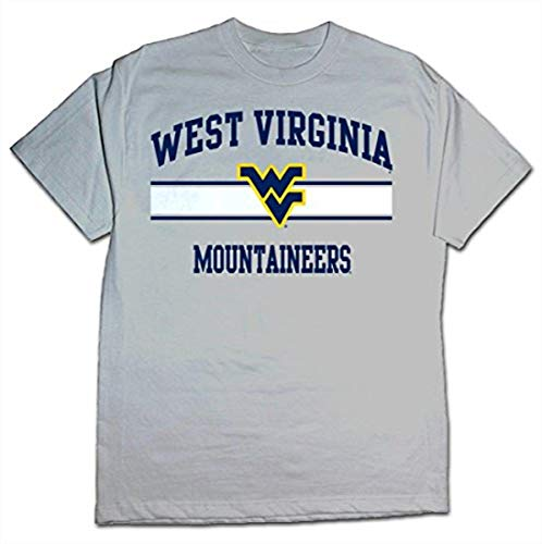 CI Sport NCAA West Virginia Mountaineers Stormster Short Sleeve Tee, X-Large, Athletic Heather von CI Sport