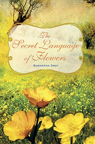 The Secret Language of Flowers von Ryland, Peters & Small Ltd