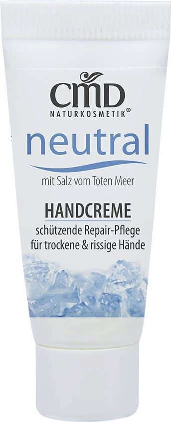 CMD Naturkosmetik Neutral Handcreme - 5 ml von CMD Naturkosmetik