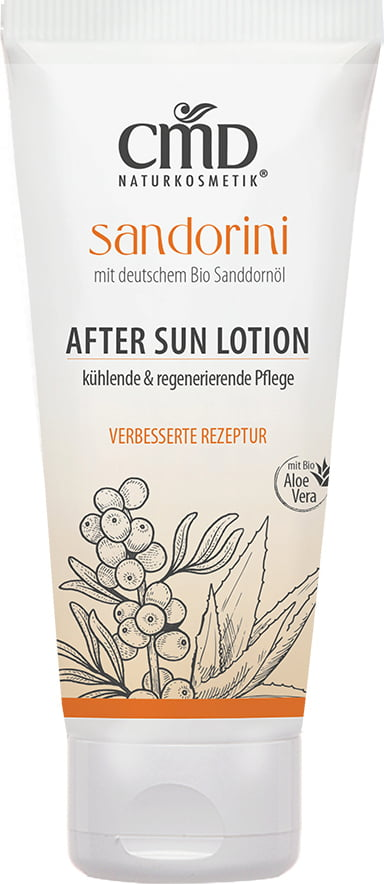 CMD Naturkosmetik Sandorini After Sun Lotion - 100 ml von CMD Naturkosmetik
