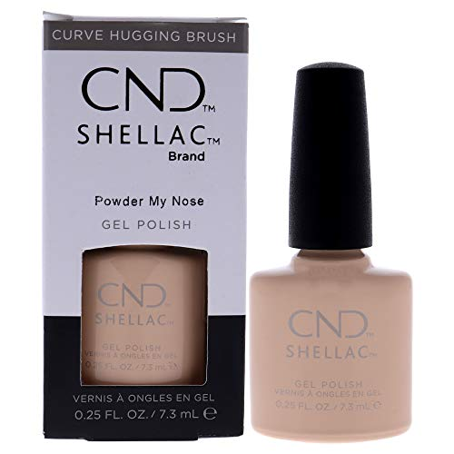 CND Shellac Powder My Nose, 7.3 ml von CND