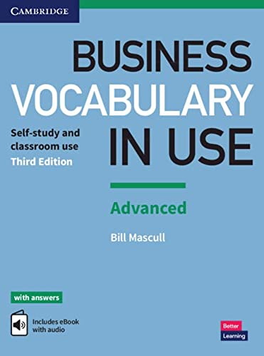 Business Vocabulary in Use: Advanced Book with Answers and Enhanced ebook: Self-study and Classroom Use von Cambridge University Press