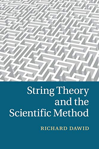 String Theory and the Scientific Method von Cambridge University Press