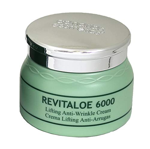 REVITALOE 6000, Aloe Vera - Anti Wrinkle & Lift Cream, 250 ml von Canarias Cosmetics