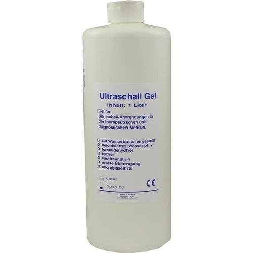 ULTRASCHALL GEL 1000 ml von CareLiv