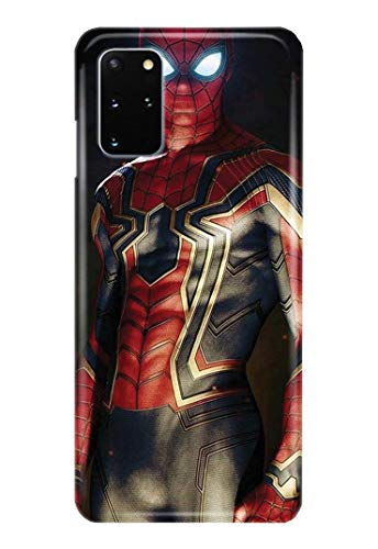 Case Me Up Handy Hülle für Samsung Galaxy A51 Spiderman Peter Parker Marvel Comics Superhero 16 Designs von Case Me Up